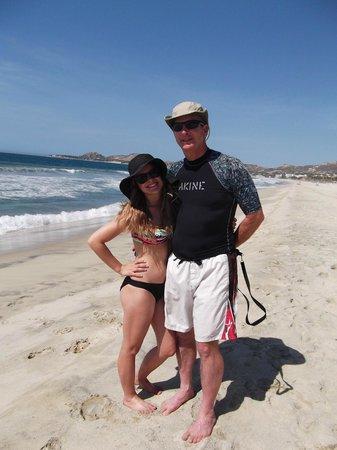 Hyatt Ziva Los Cabos: At the beach