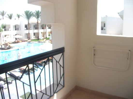 Xperience St. George Homestay : balcony