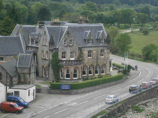 Ballachulish Hotel: View from bridge