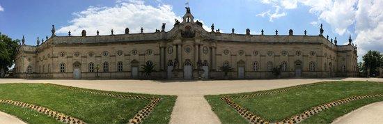 Schloss Weissenstein: A building opposite the Schloss, the stables maybe?