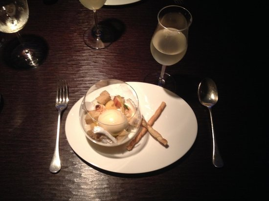 Hakkasan: Extraordinary 'Lemon pot'