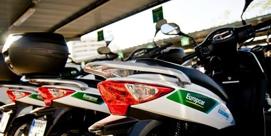 Europcar Partnership Picture Of Cooltra Rome Tripadvisor