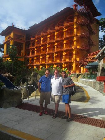 Go Tours Costa Rica - Day Tours: Great Hotels