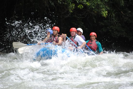 Go Tours Costa Rica - Day Tours: White Water!