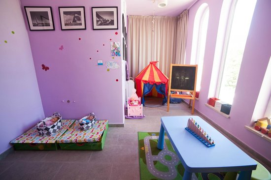 Hotel Manora: inside playground