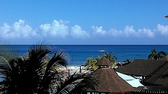 Secrets Wild Orchid Montego Bay: View from my balcony