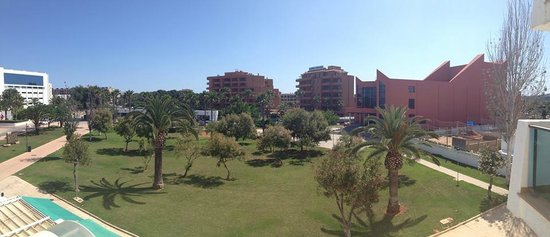 Hipotels Cala Millor Park : View from Room