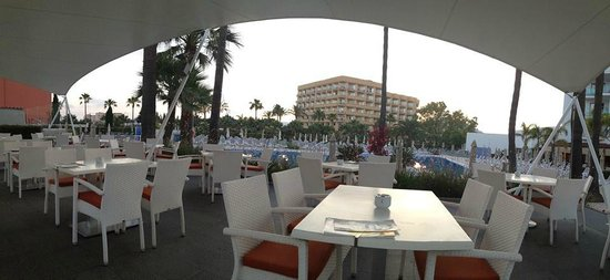 Hipotels Aparthotel Cala Millor Park : Pool Bar