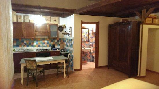 Lu Palau de Antoni : Mirto Apartament for 2 adult and 2 child
