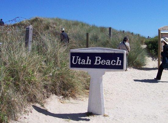 Utah Beach D-Day Museum: Utah Beach