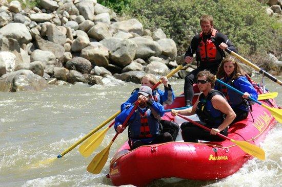 Wild West Rafting - Gardiner Montana