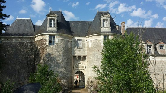 Chateau de Selles sur Cher: Juin 2014