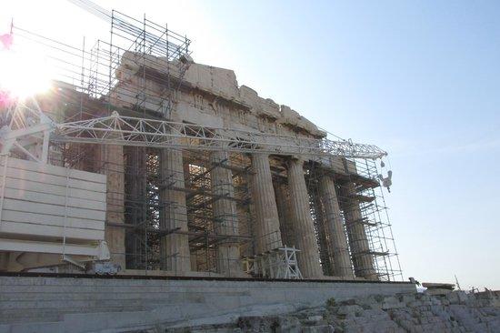 Parthenon: Constant Care