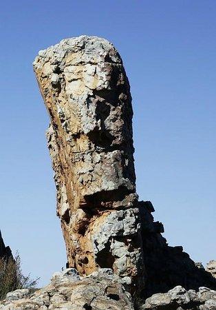 Kagga Kamma Nature Reserve: Rock formations