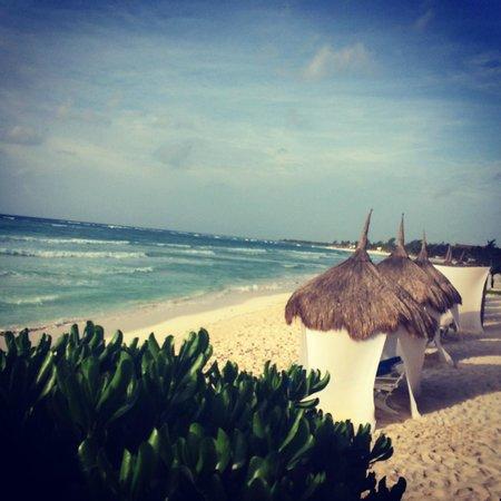 Al Cielo Hotel: View from Breakfast