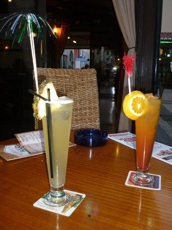 Roberto's bar: Cocktails