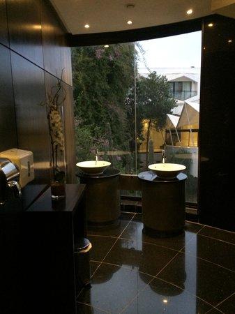 SENTIDO Phenicia: Funky toilets