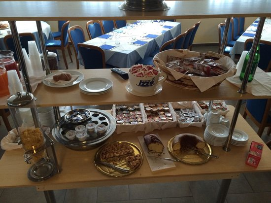 Costa Hotel: Breakfast Buffet 1
