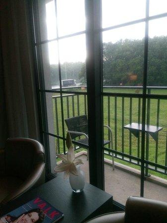 Van der Valk Hotel Brugge-Oostkamp: view from the room