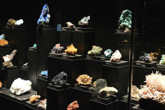 Arizona-Sonora Desert Museum: Rock exhibit