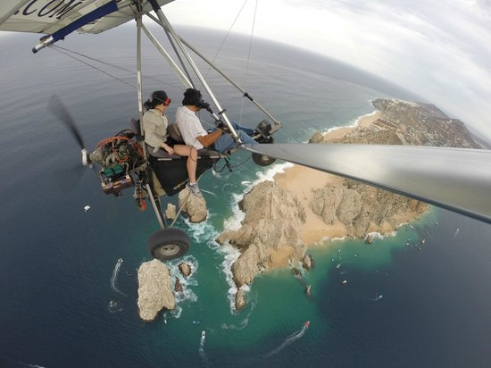 Cabo Sky Tours: over el arco