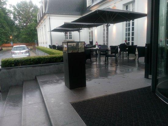 Van der Valk Hotel Brugge-Oostkamp: entrance