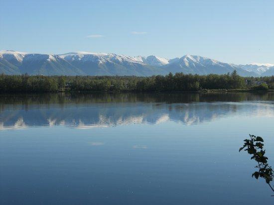 写真Alaska's Lake Lucille Bed & Breakfast枚