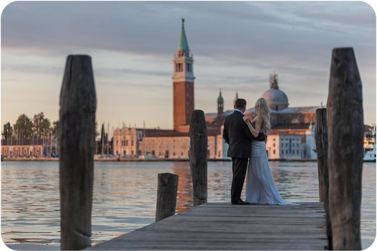 Photo Tours, Luca Photographer in Venice: Early morning view of San Giorgio Maggiore Island
