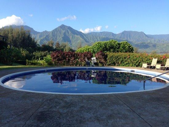Hanalei Bay Resort: lower pool