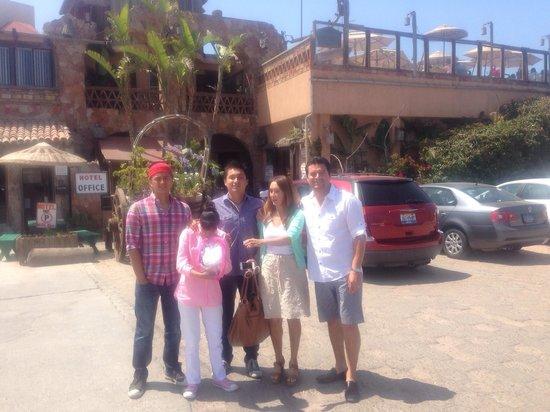 Los Pelicanos Restaurant & Bar: En familia en Domingo en Restaurant Los Pelícanos para un bien desayuno