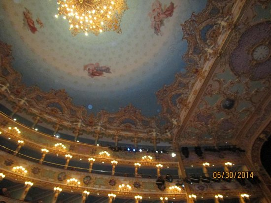 Teatro La Fenice: Ceiling