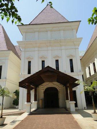 Grand Hyatt Goa: Archct.