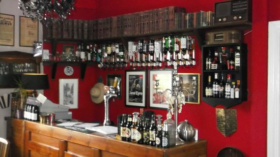 The Old Registry Haworth: Bar