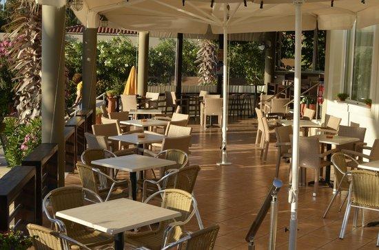 Anassa Hotel: Anassa Dining Area