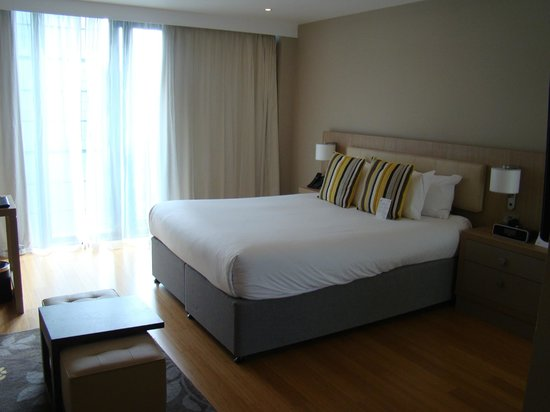 Residence Inn Edinburgh: Bed