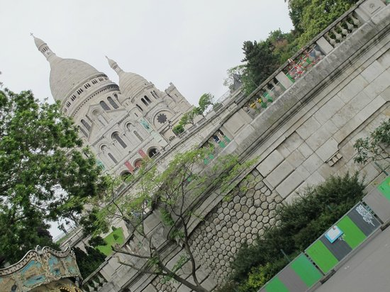 Basilique du Sacré-Cœur de Montmartre : Sacre Couer