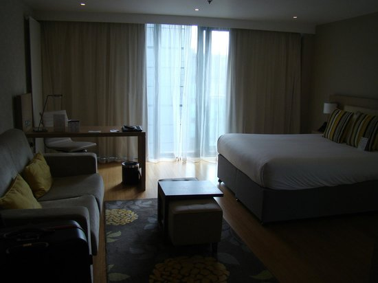 Residence Inn Edinburgh: Large studio