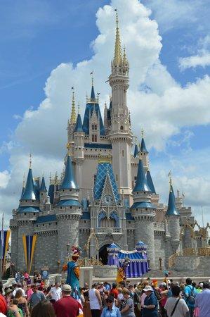 Magic Kingdom : Busy busy parade time