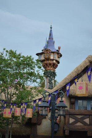 Magic Kingdom : Rapunzels tower