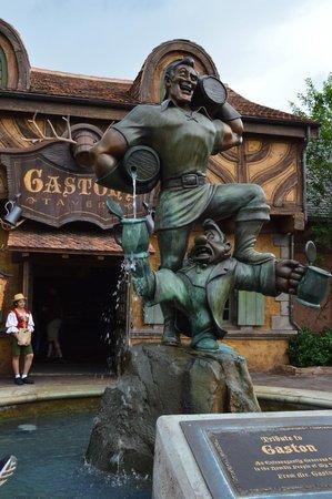 Magic Kingdom : Gastons