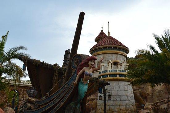 Magic Kingdom : Ariel