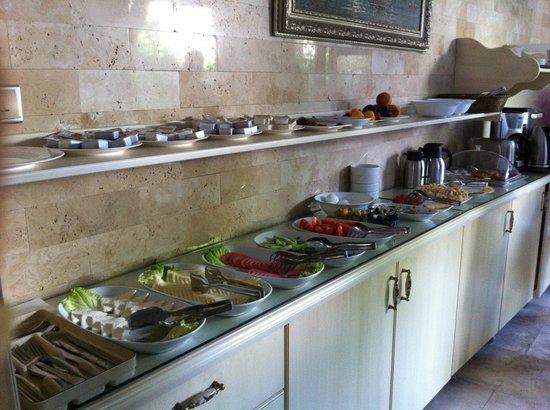 Istanbul Garden Suite : Breakfast area