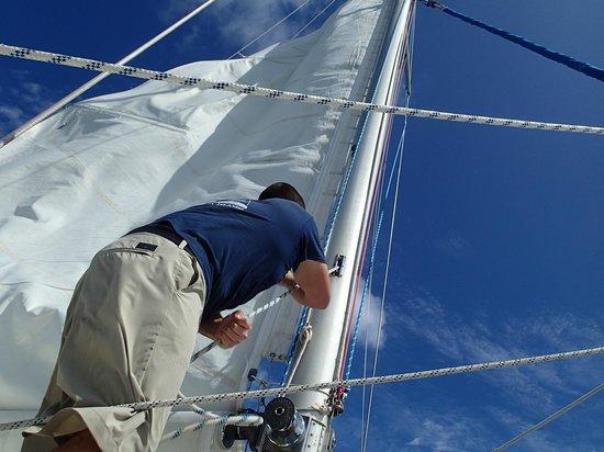 Kuralu Private Catamaran Charters: Kuralu Sail