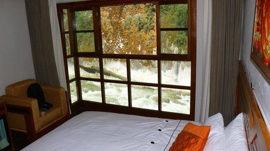 Casa del Sol Machupicchu: Habitación con vista al río