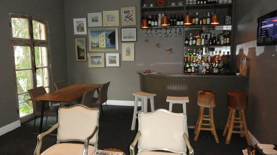 Blackheath Lodge: Bar/Lounge