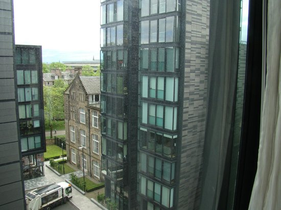 Residence Inn Edinburgh: View