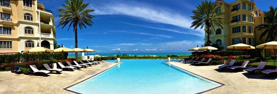 The Somerset on Grace Bay: TRANQUILITY
