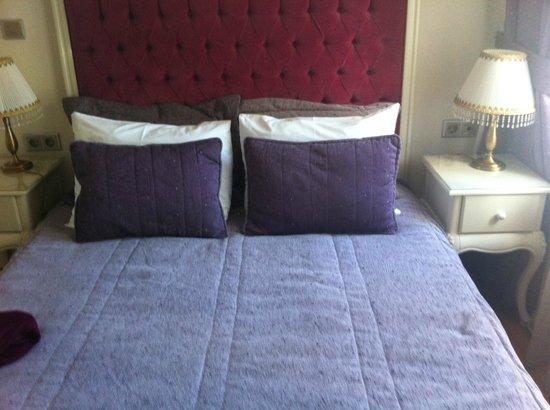 Istanbul Garden Suite: Double bed