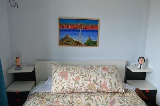 Retro inrichting kamer foto di pervola hotel krousonas tripadvisor - Kamer inrichting ...