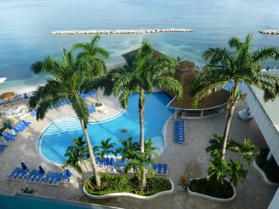Sunscape Splash Montego Bay : View from our room B708